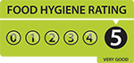 FOODHYGIENE RATING
